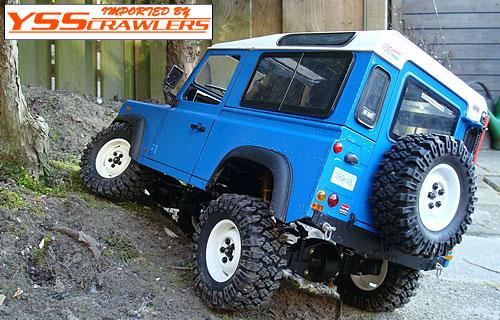 RC4WD ロッククリ―パー 1.9 スケールタイヤ [2本]
