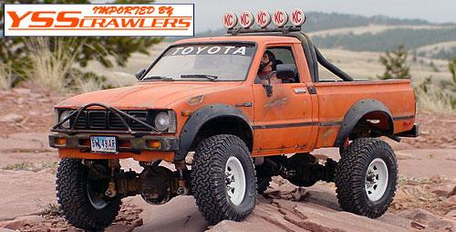 RC4WD ダートグラバー 1.9 スケールタイヤ  [2本]