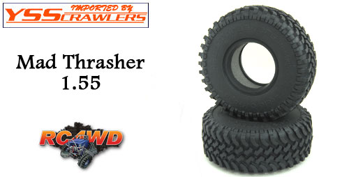 RC4WD Mud Thrasher 1.55 Scale Tires [2]
