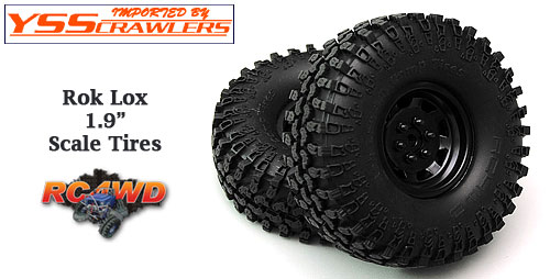 RC4WD Rok Lox 1.9 Scale Tires