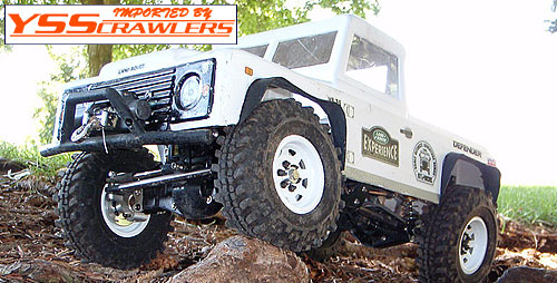 RC4WD Trail Buster 1.9 Scale Tires