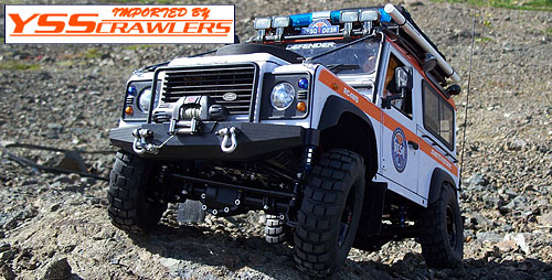 RC4WD マッドプラガー 1.9 スケールタイヤ [2本]