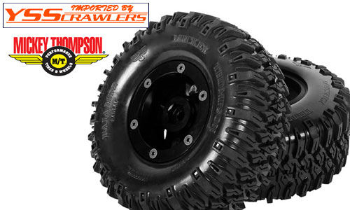 RC4WD Mickey Thompson 2.2 Baja MTZ Scale Tires