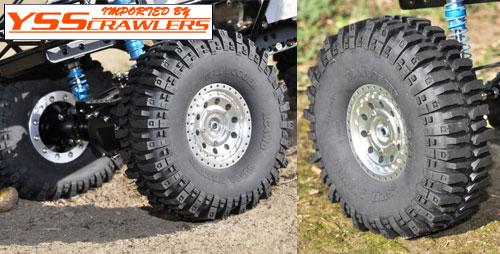 RC4WD インタレコ スーパースワンパー TSL/ボガー1.9 スケールタイヤ [ペア]