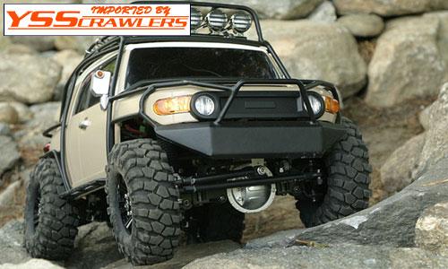 RC4WD ロッククラッシャー X/T 1.9 スケールタイヤ [2本]