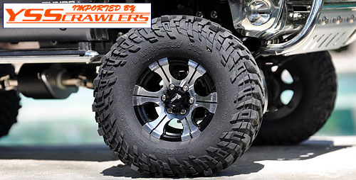 RC4WD Mickey Thompson 1.9 Baja Claw TTC 4.19 Scale Tires