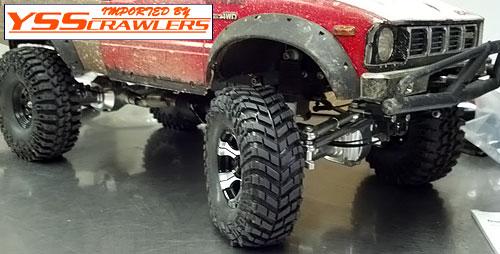 RC4WD ミッキートンプソン 1.9 バハクロー TTC 4.19