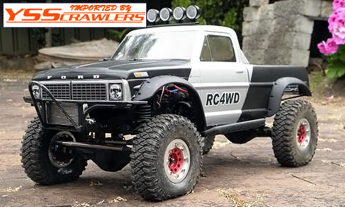 RC4WD ミッキートンプソン バハ MTZ 1.9 スケール タイヤ [2個]