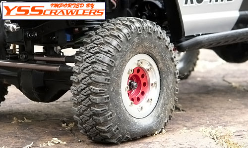 RC4WD Mickey Thompson 1.9 Baja MTZ Scale Tires
