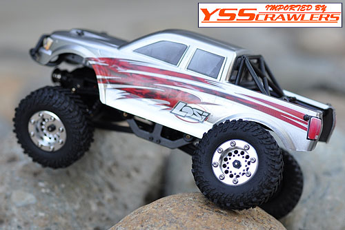 RC4WD Mickey Thompson Baja Claw TTC Micro Size Scale Tires