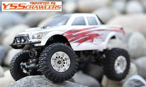 RC4WD Interco Super Swamper 1.9 TSL/Bogger Micro Size Scale Tires