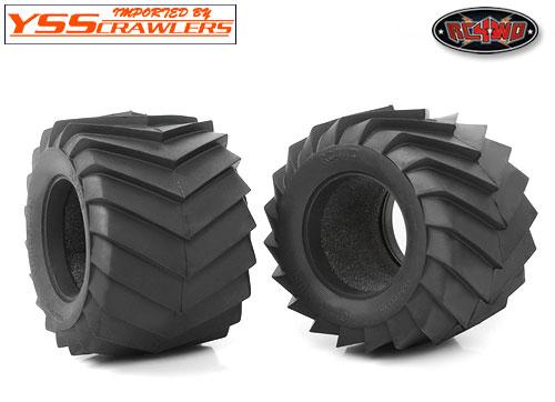 RC4WD ジャイアント プラー 1.9 スケールタイヤ [2本]