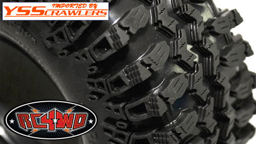 RC4WD Interco IROK 2.2 Super Swamper Scale Tires [Pair]