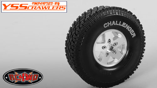 RC4WD Challenger 1.9 Scale Tires [pair]