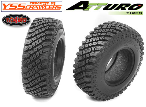 RC4WD Atturo[アチューロ] トレールブレード X/T 1.9 スケールタイヤ [2本]
