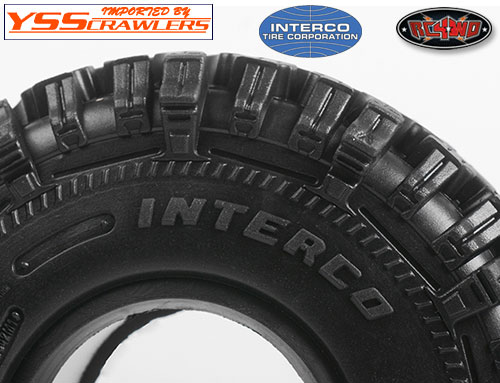RC4WD Interco Super Swamper TSL Thornbird 1.9 Scale Tires