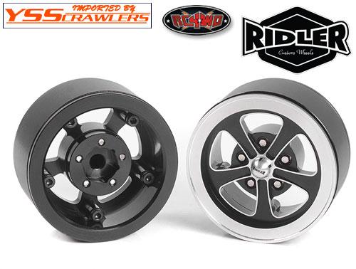 RC4WD Ridler[リドラー] 645 1.9インチ ビードロックホイール!