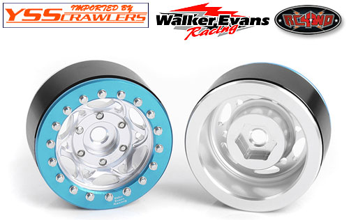 RC4WD WALKER EVANS 501 レジェンド 1.55インチ ビードロック ホイール!