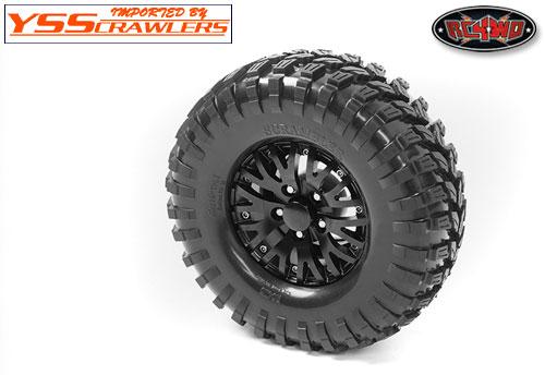 RC4WD スクランブラー オフロード 1.9 スケールタイヤ [2本]