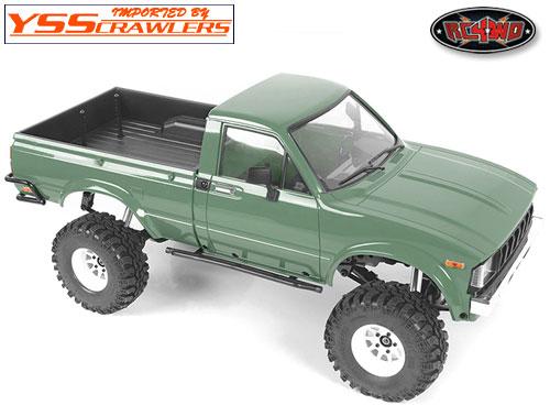 RC4WD 1.55 ディープディッシュ ワゴン ビードロック ホイール [ホワイト]