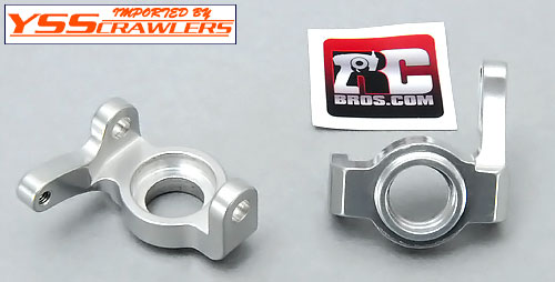 Berg Zero Ackerman High Steer Enlarged Bearing Knuckle