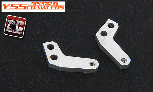 RC Bros Extended Zero Ackerman VP Steering Arms! [Extended][Pair]