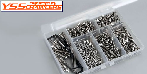 Axial Racing SCX-10 Scorpion Stainless Steel Screw