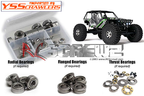 Axial Racing Wraith RTR Precision Bearing Kit