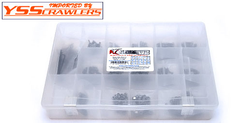 Racers 450 Piece Metric Kit for Crawlers