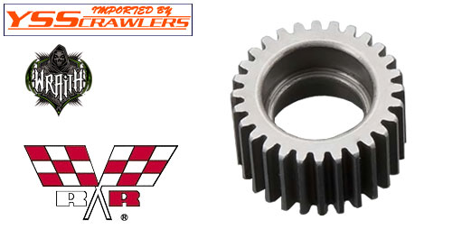 RRP Axial Wraith Hardened Steel Idler Gear