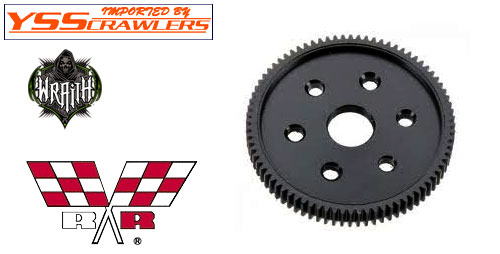RRP Axial Wraith SuperTuff 48 Pitch 80 Tooth Plastic Spur Gear
