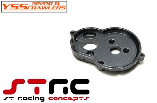 STRC アルミ モーター マウント for Axial SCX10-II系 [ガンメタ]
