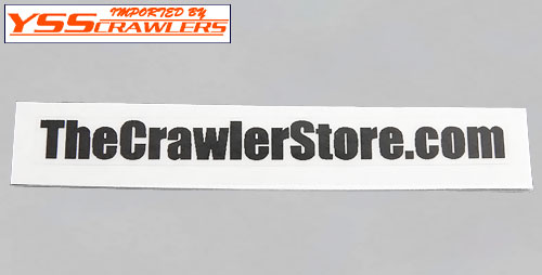 TCS Crawlers Logo Sticker