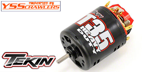 Tekin T-Series HD Competition Brushed Motor [35T]