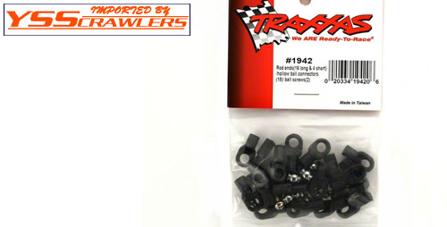 Traxxas 3mm Long and Short Rod and Ball Ends