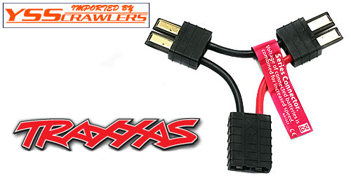 Traxxas Y-Harness Connector