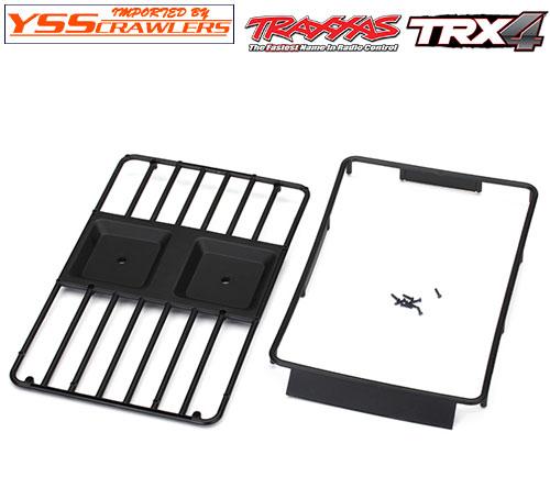 Traxxas ルーフバスケット(ルーフラック) for Traxxas D110 TRX-4!