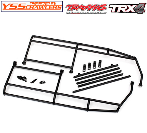 Traxxas ExoCargo ロールゲージ for Traxxas D110 TRX-4!