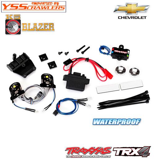 Traxxas フル LEDライトキット for ブレーザー K5![TRX-4]