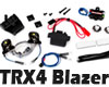 Traxxas TRX-4 Blazer Light Kit!