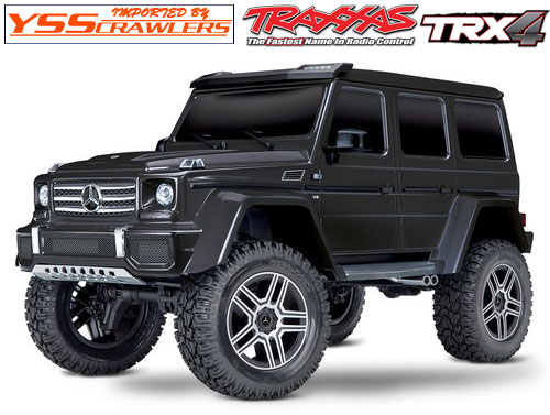 Traxxas TRX-4 ベンツ G500 RTR![オレンジ][予約]