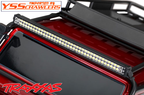 Traxxas Rigid LED ライトバー / 電源セット[TRX-4]