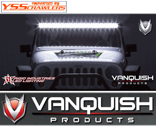 VP Rigid Industries LED Lighht Bar!