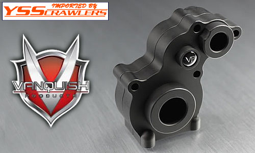 VP SCX10 Transmission Housing! [Black]
