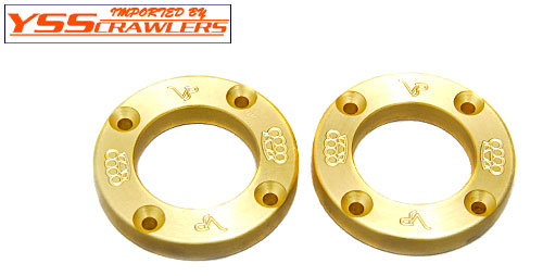 VP Brass Knuckle Weights Rings