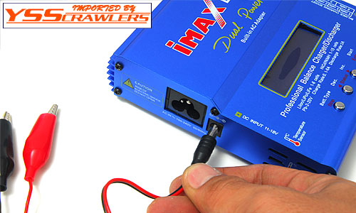 YSS imax B6AC AC/DC Battery Charger!