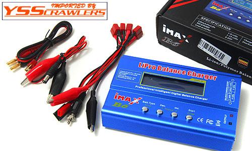 YSS imax B6 DC 充電器!