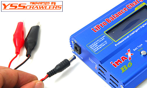 YSS imax B6 DC Battery Charger!