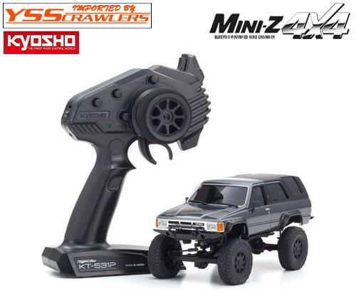 京商 Mini-Z 4x4 トヨタ 4Runner ダークグレーメタリック!