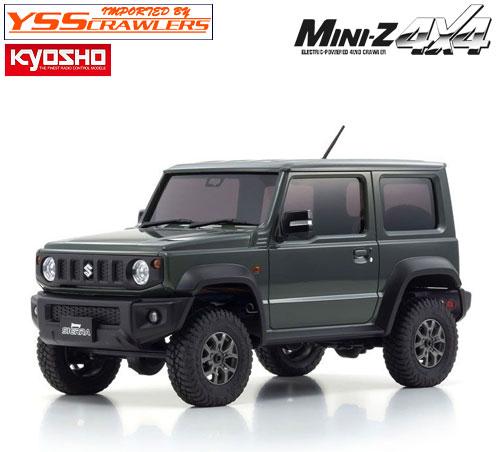 京商 Mini-Z 4x4 スズキ ジムニー シエラ ジャングルグリーン!